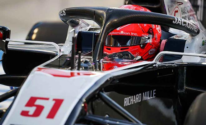 HAAS F1 - FITTIPALDI CONFIRMED AS RESERVE DRIVER