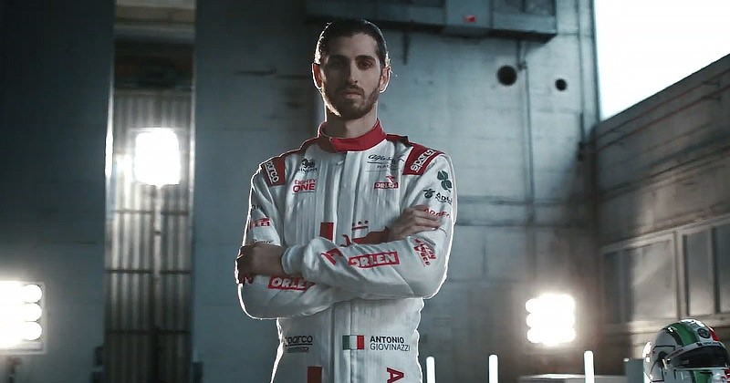 high expectations for the coming season for antonio giovinazzi