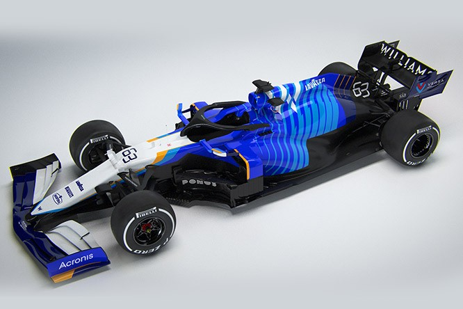 BREAKING - WILLIAMS LAUNCH THE NEW FW43-B FOR THE 2021 F1 SEASON