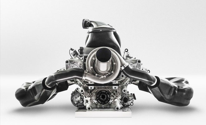 F1 ENGINE FOR 2025 - MORE ELECTRIC LESS CONSUMPTION