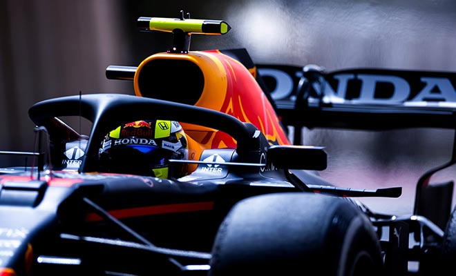 STRONG START FOR RED BULL AND PEREZ