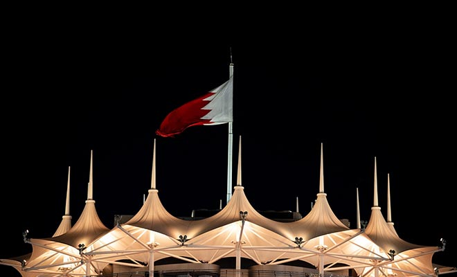 TICKETS SOLD TO VACCINATED, RECOVERED FANS FOR F1 2021 BAHRAIN GP