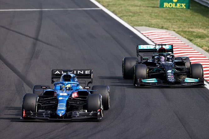I would do the same for my team - Lewis