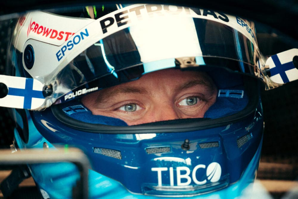 F1 Italian GP Bottas is set to start from the back